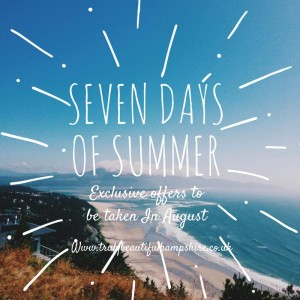 seven days of summer at taylors]